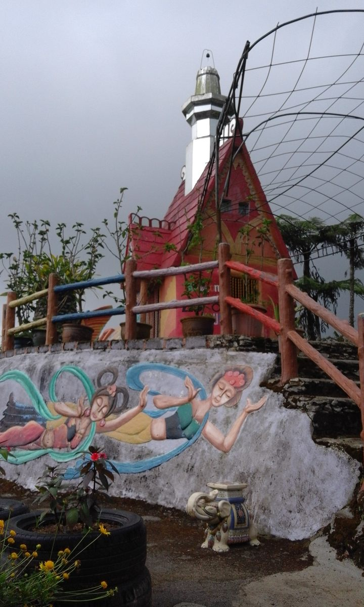 Центр Роз в Малайзии