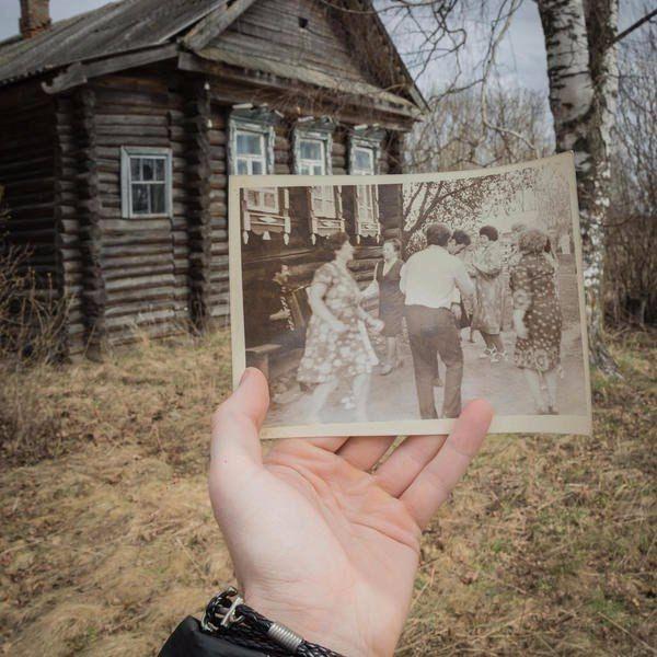 Интересные кадры из прошлого века