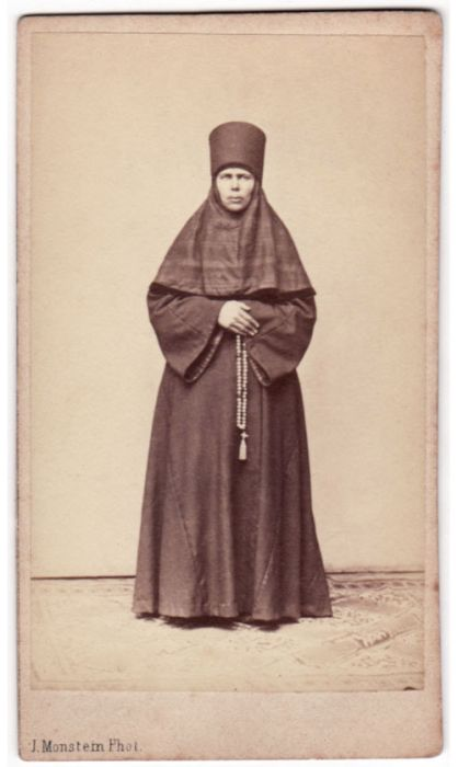 Портреты русских с улиц Москвы и Петербурга 19 столетия
