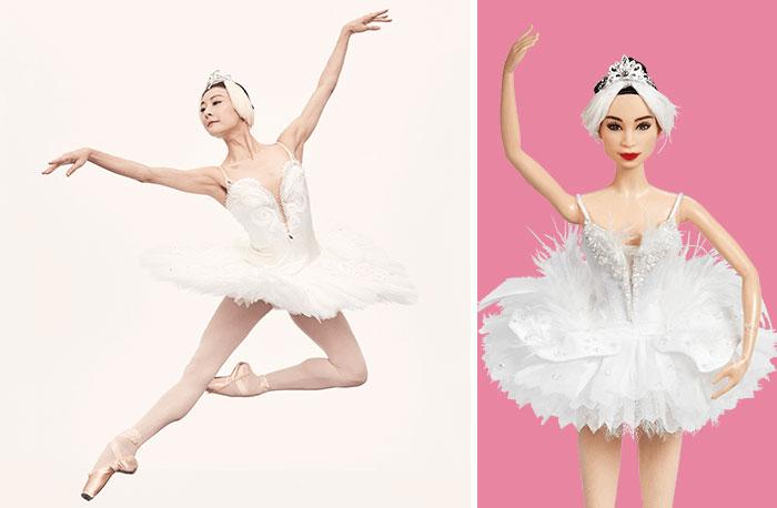 Коллекция кукол Барби посвящена выдающимся женщинам