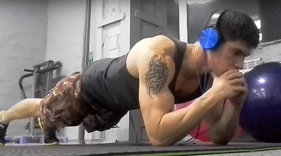Как влияет ежедневное выполнение планки на тело человека
