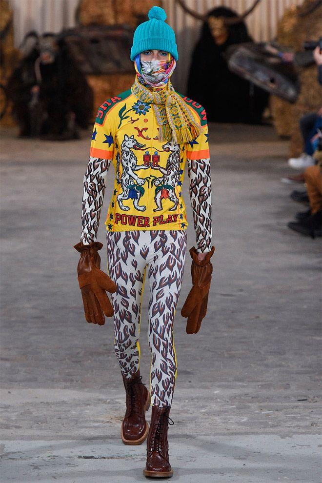 Мужская коллекция для самых отмороженных модников