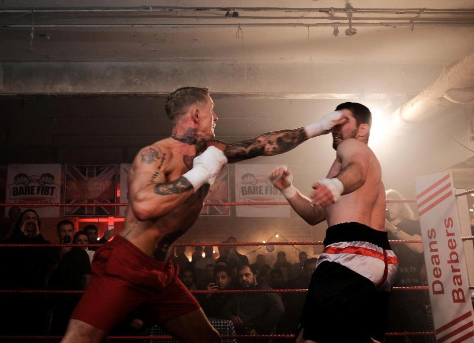 Нелегальные кулачные бои в Великобритании