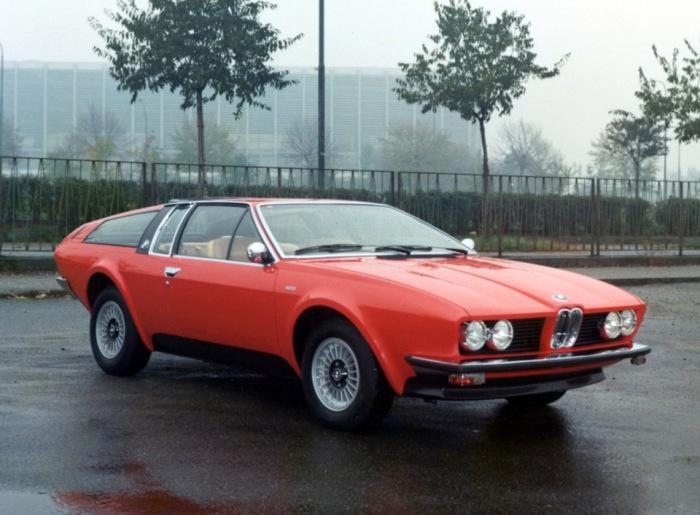 Самые редкие и странные автомобили марки BMW