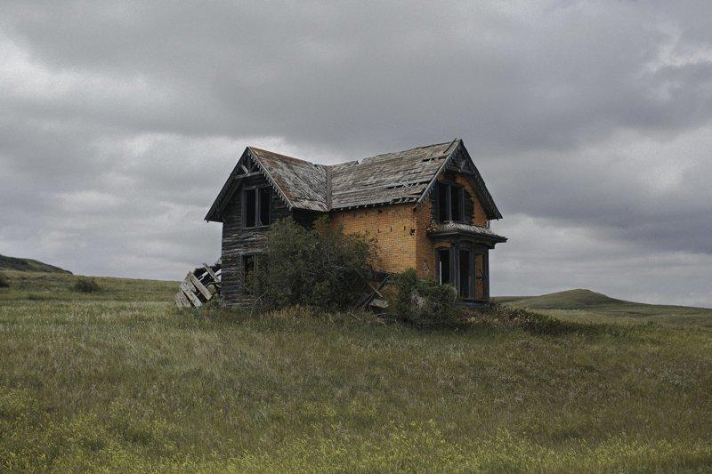 Заброшенные отдалённые места от Северной Америки до Восточной Европы