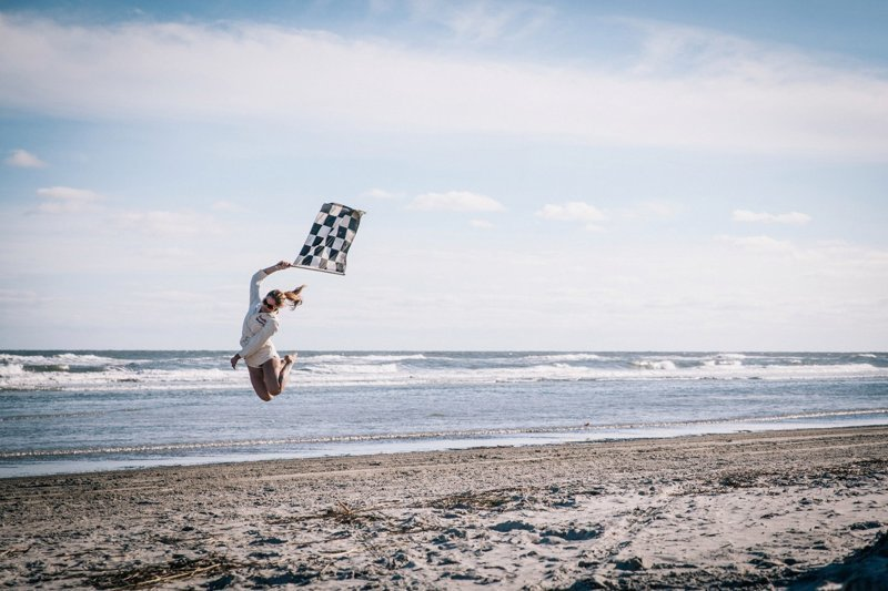 Гонка джентльменов от канадского фотографа Аллана Гланфилда