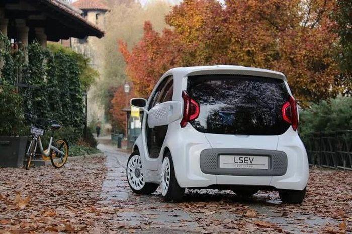 Китайцы спроектировали 3D-электромобиль для массового производства