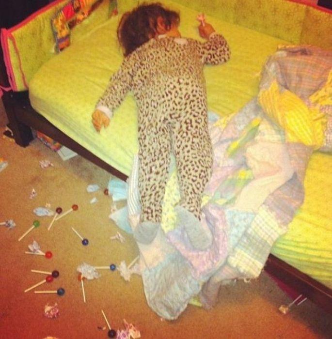 Когда дети – символ разрушения