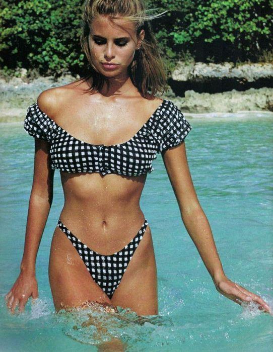 Естественная мода 80-х от фотографа Брайди Мака