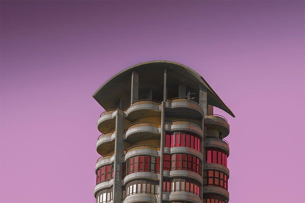 Инопланетная архитектура от Аль-Мефера