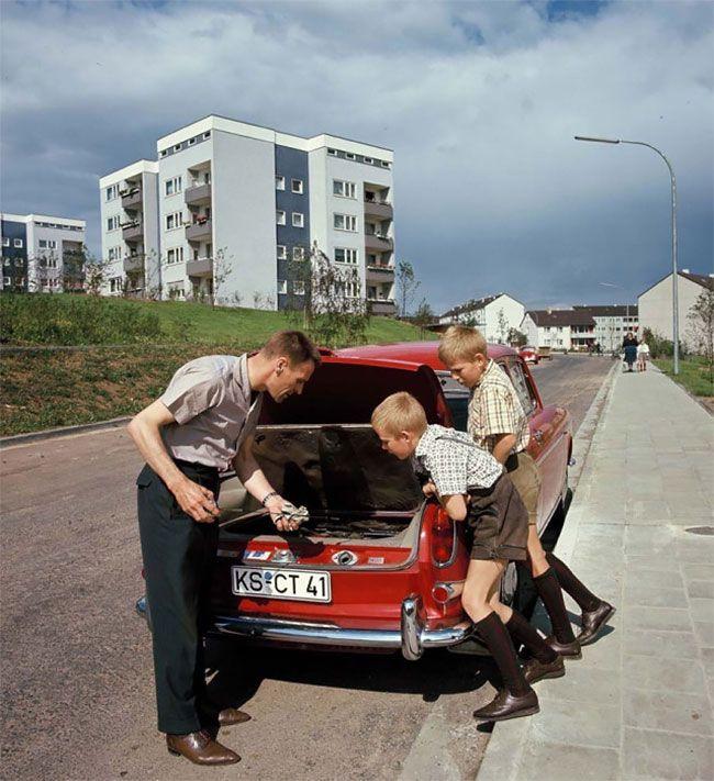 Как жили в Германии после Второй мировой войны