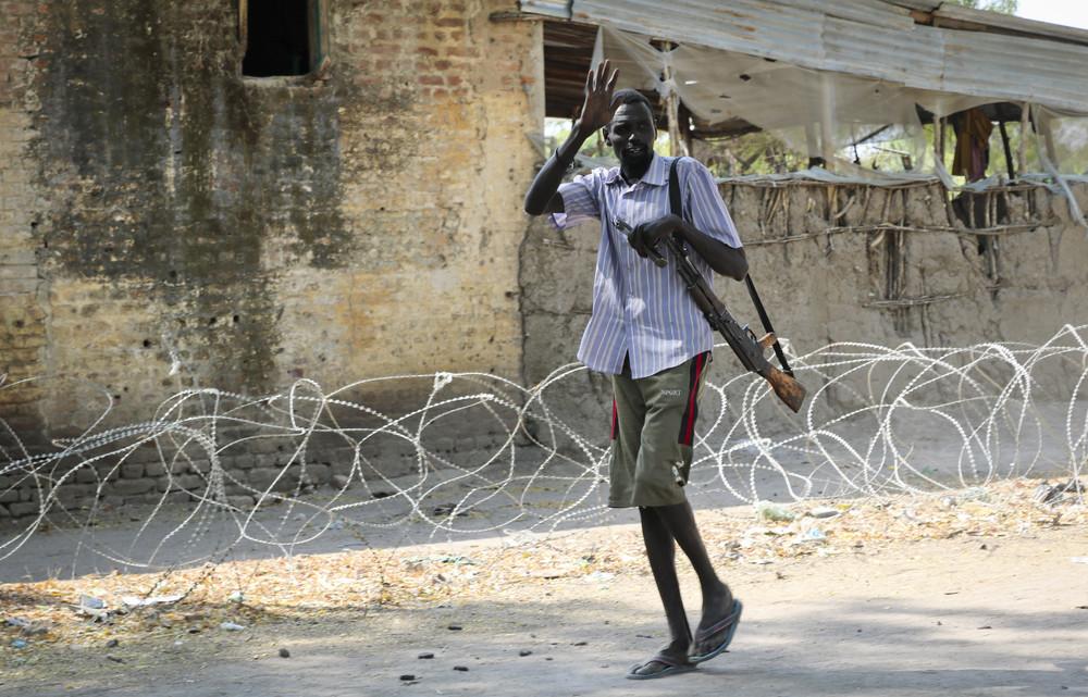 Повседневная жизнь в Южном Судане