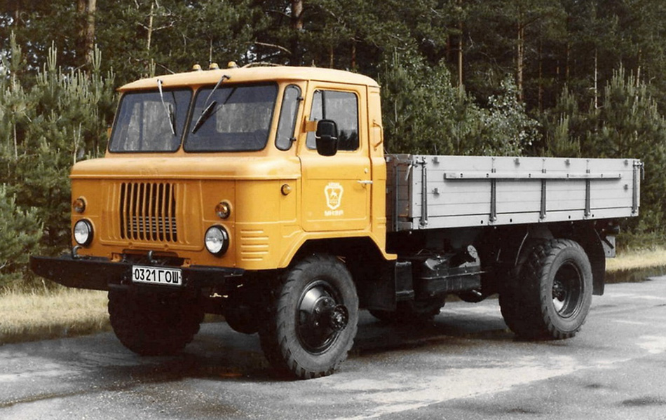 История универсального ГАЗ-66