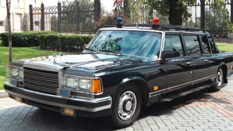 Автомобили секретных служб СССР
