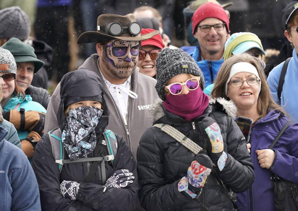 Дни замороженного мертвого парня 2018 в Колорадо