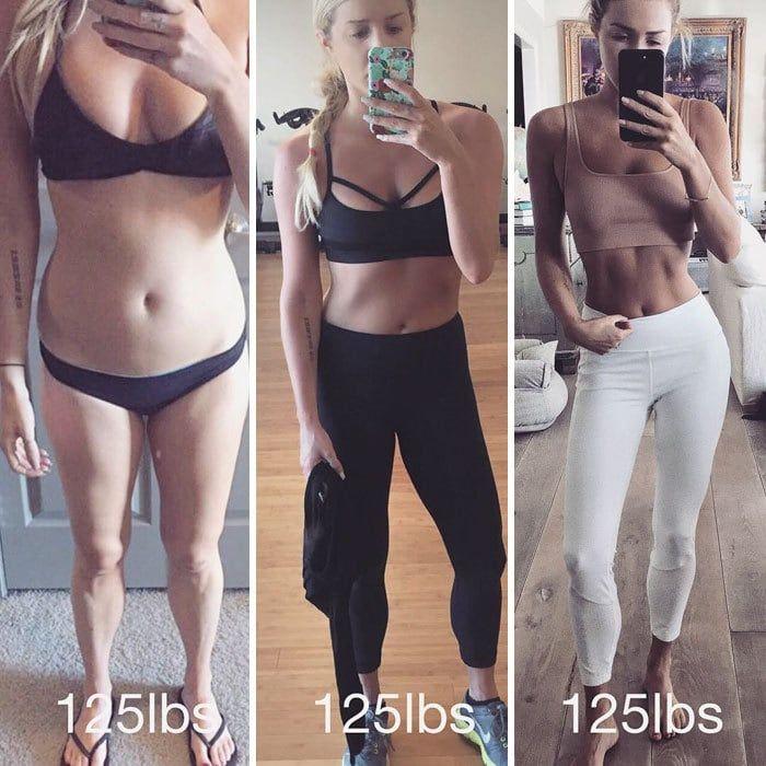 Они изменились до неузнаваемости, не сбросив ни одного килограмма