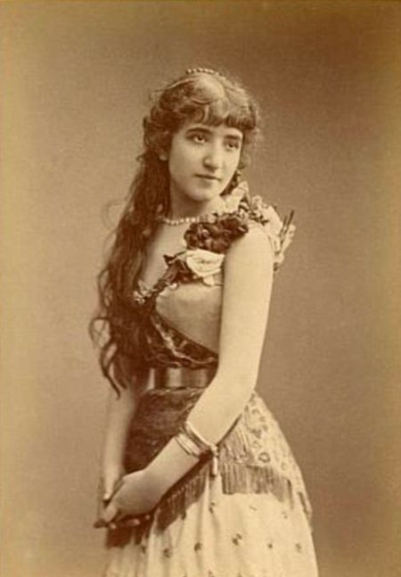 Парижские куртизанки XIX века