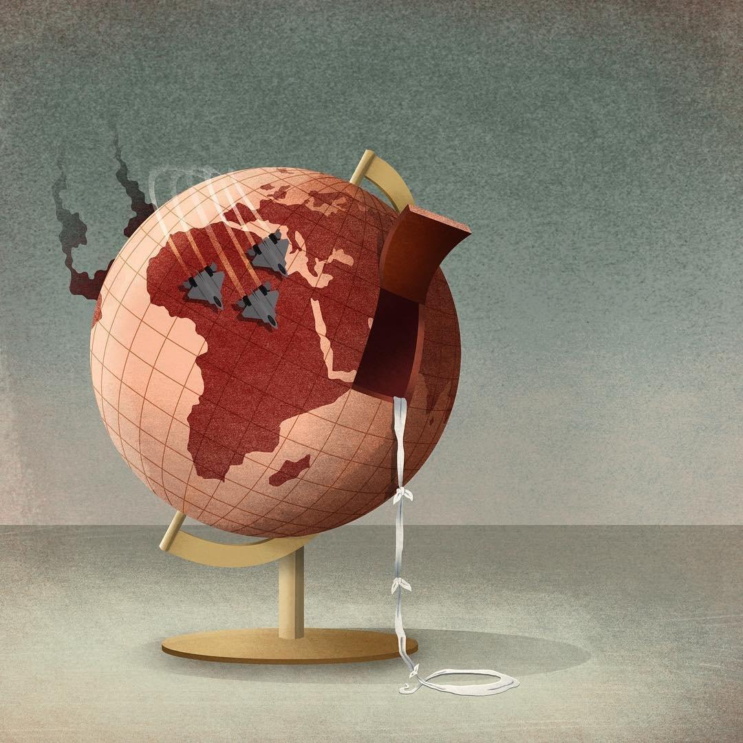 Реалии современного мира глазами Сары Джирони Карневале