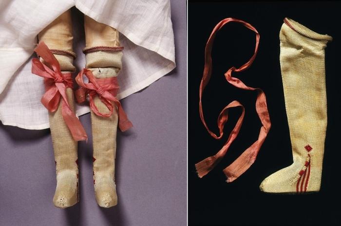История подвязок - волнующего аксессуара дамского гардероба