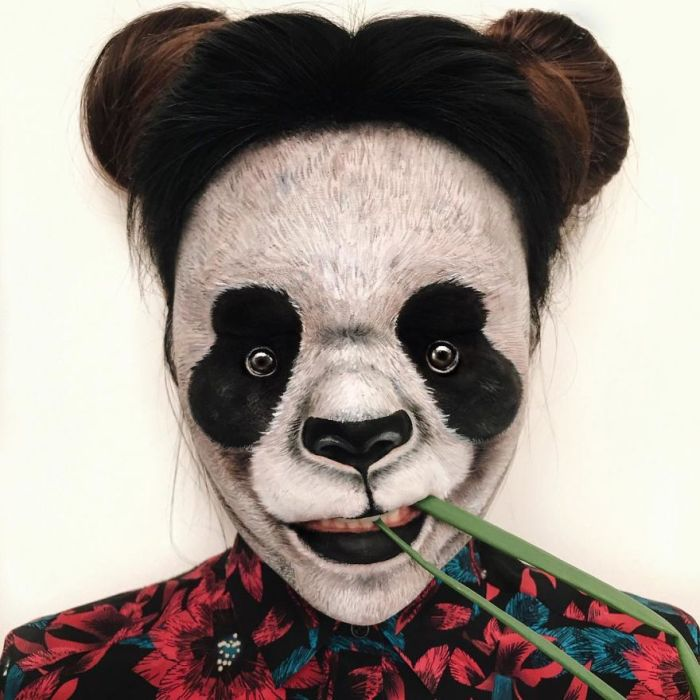 Новые сюрреалистичные образы от Мими Чой