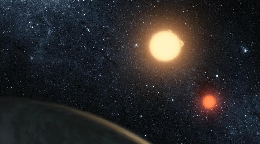 Самые экстремальные планеты для жизни