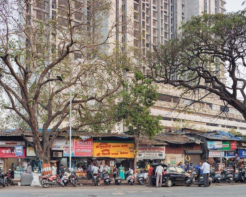 Богатство и нищета Мумбаи от польского фотографа
