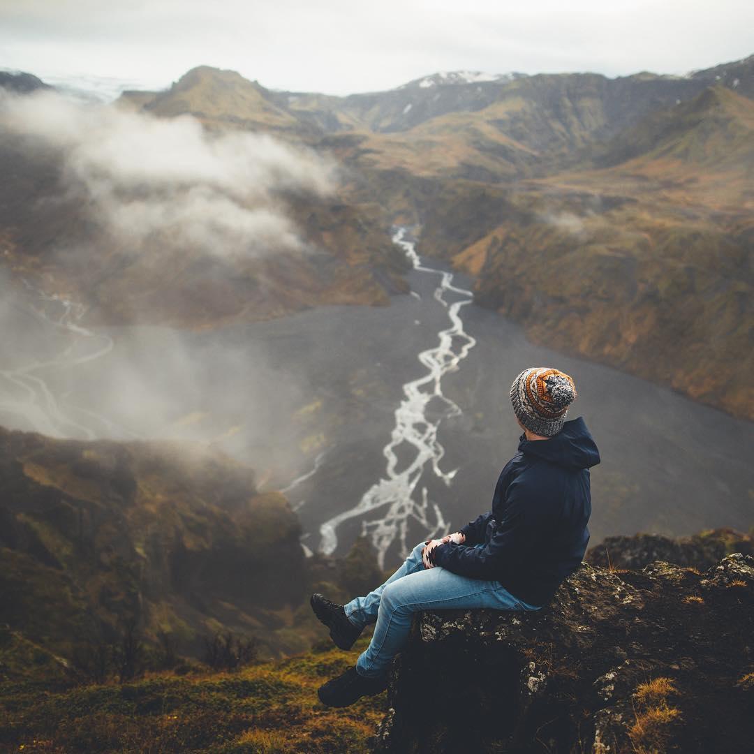 Потрясающие пейзажные снимки от 17-летнего фотографа