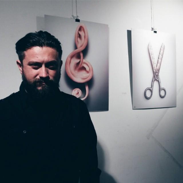 Жуткие цифровые манипуляции Оливера Маринкоски