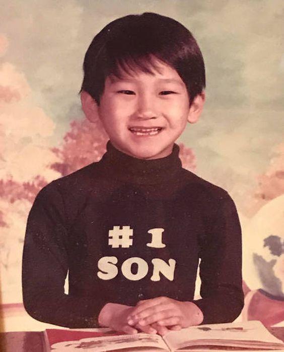 Жуткие и забавные детские фото из семейных альбомов