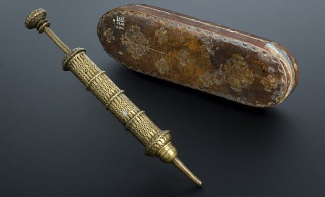 История создания шприца