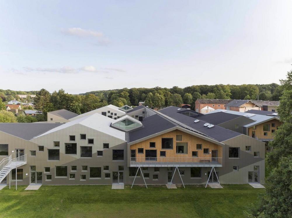 Начальная школа в Дании
