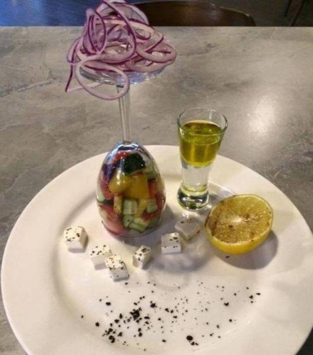 Новые способы подачи блюд в кафе и ресторанах