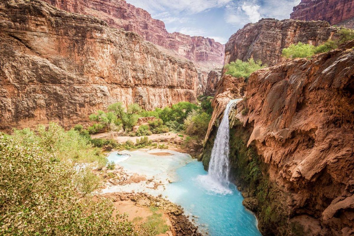 Необычайно красивые места Земли