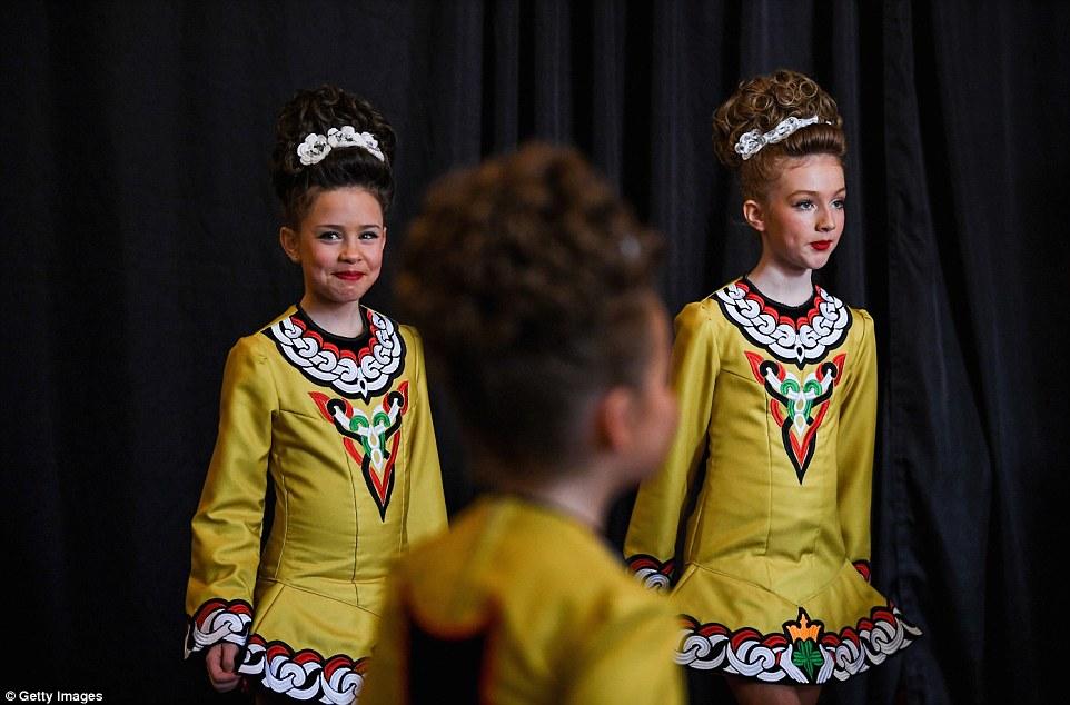 Чемпионат мира по ирландским танцам прошел в Шотландии