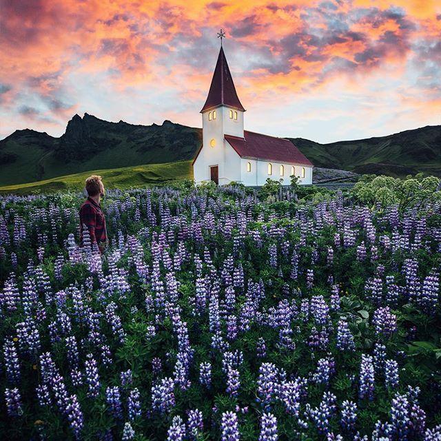 Потрясающие фотографии от Джейкоба Риглина