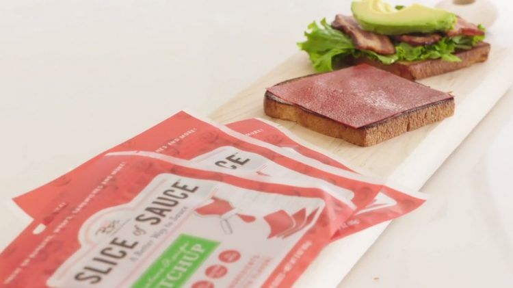 Кетчуп в ломтиках выведет приготовление бутерброда на новый уровень