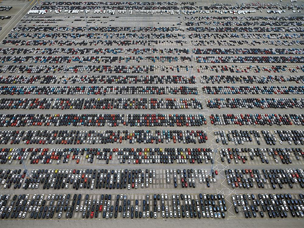 Фотографии индустриальных ландшафтов от Эдварда Буртынски