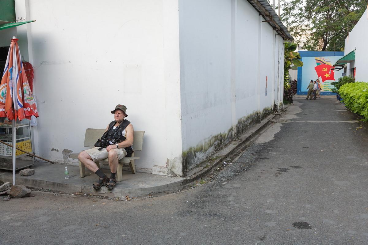 Креативная уличная фотография от Майкла Мартина