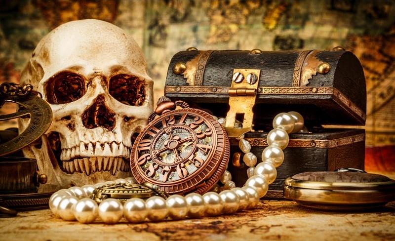 Сокровища, которые так и не были найдены