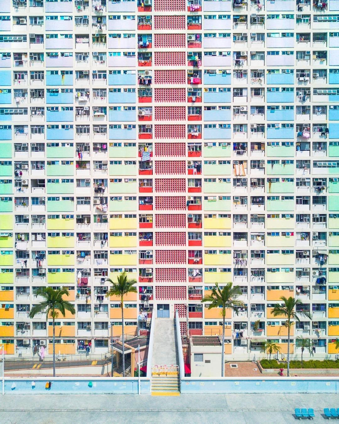 Окружающая красота из путешествий Виктора Ченга