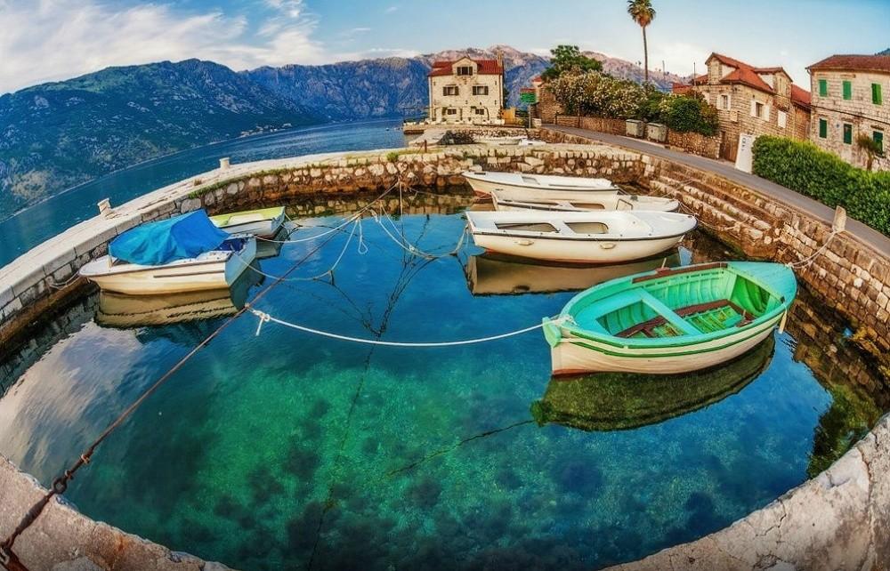 Сказочные красоты Черногории