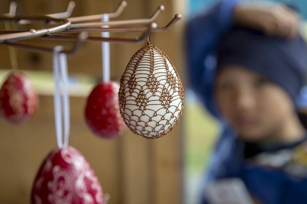 Веселая пасхальная традиция в Венгрии