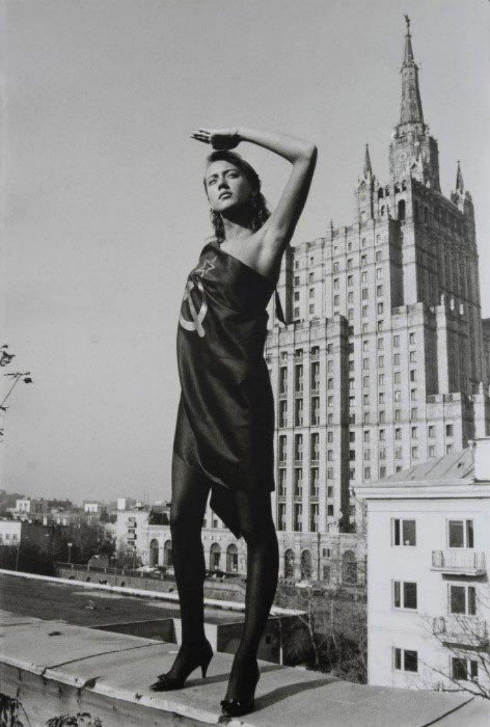 Звёзды советского андеграунда и эстрады на снимках Сергея Борисова