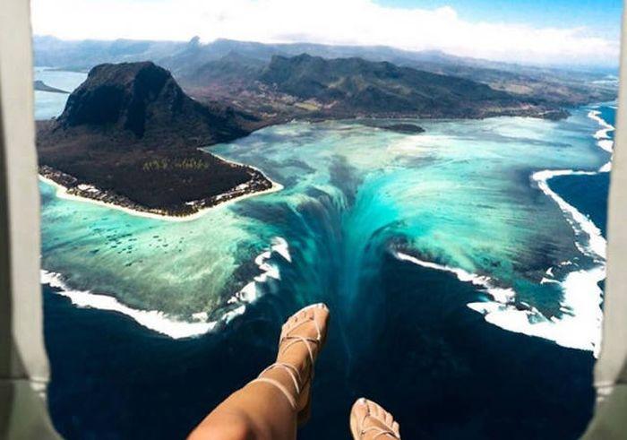 Экстремальные фото на высоте
