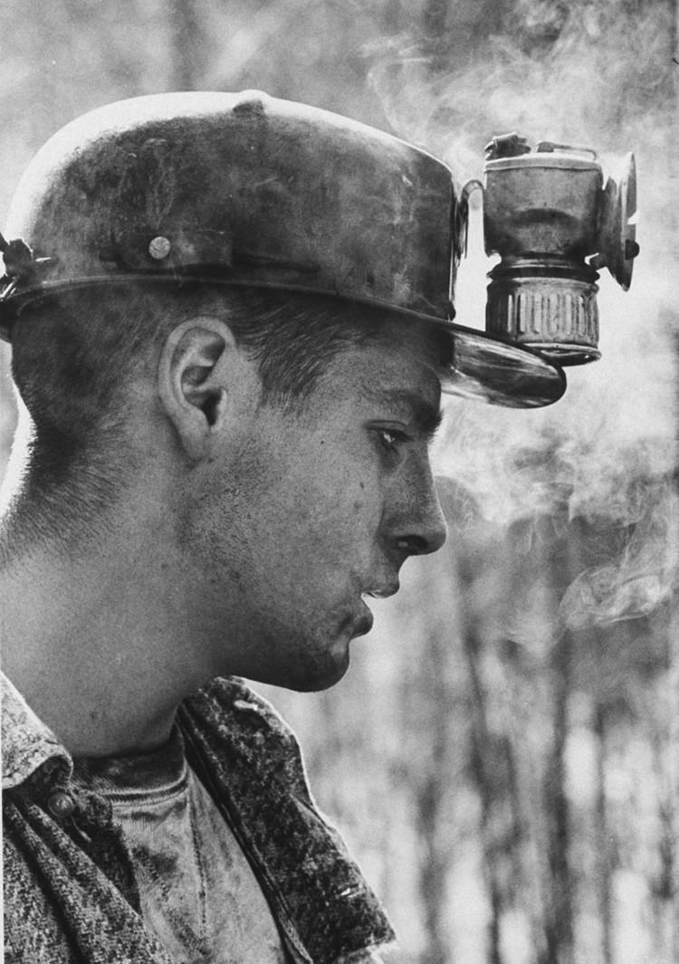 Штат Кентукки 1960-х годов в фотопроекте Долина бедности