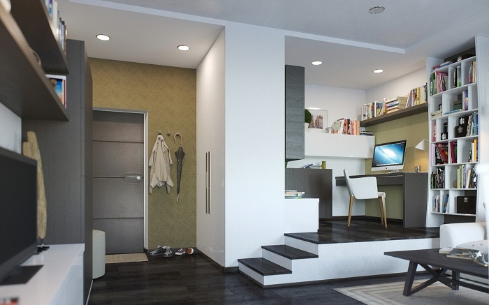 Полезные идеи для зонирования жилого пространства