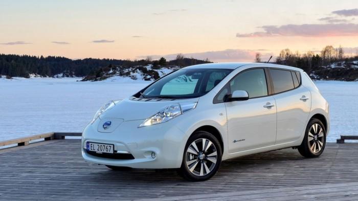 Самые доступные на сегодня электромобили