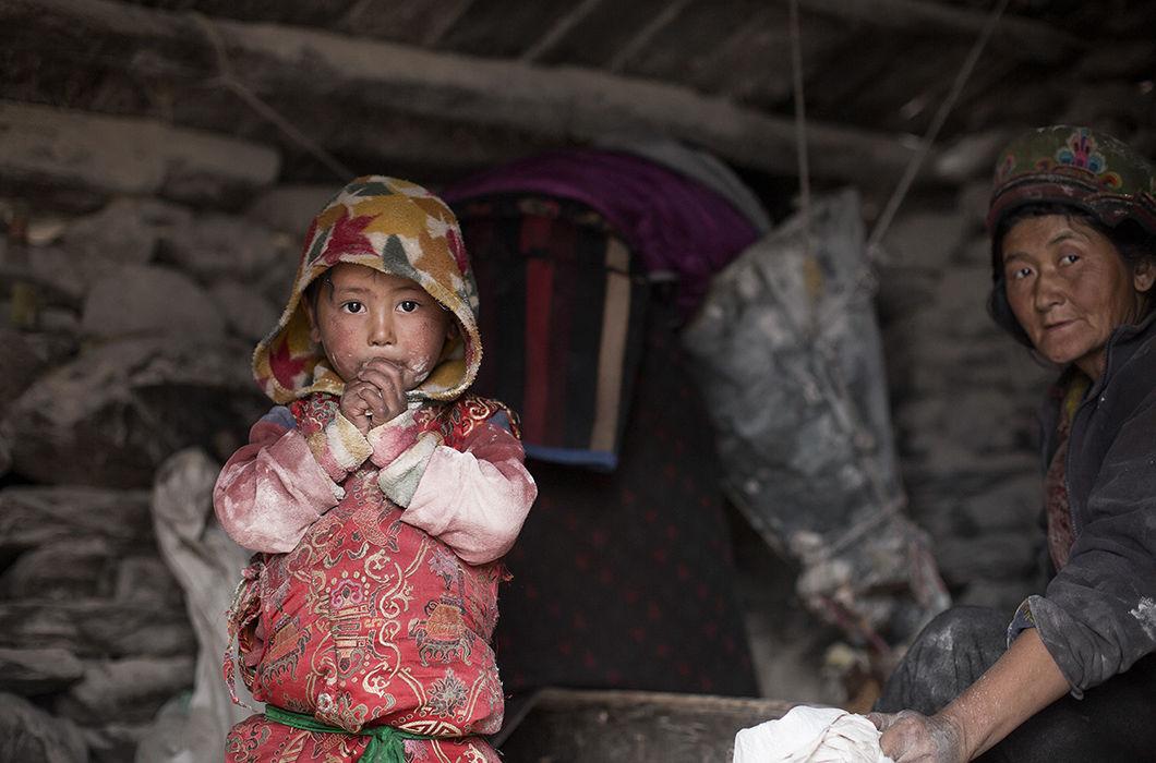 Таманги - народ, переживший землетрясение