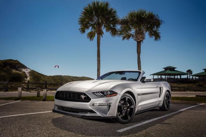 California Special - особая версия Ford Mustang
