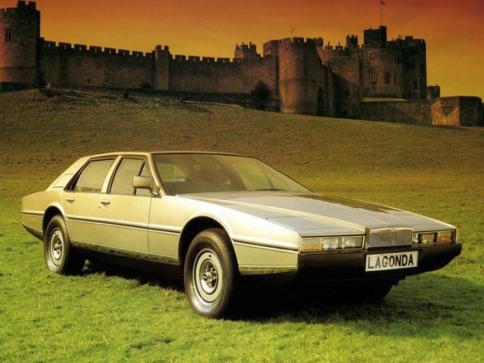 Aston Martin Lagonda Shooting Brake – бизнес-универсал